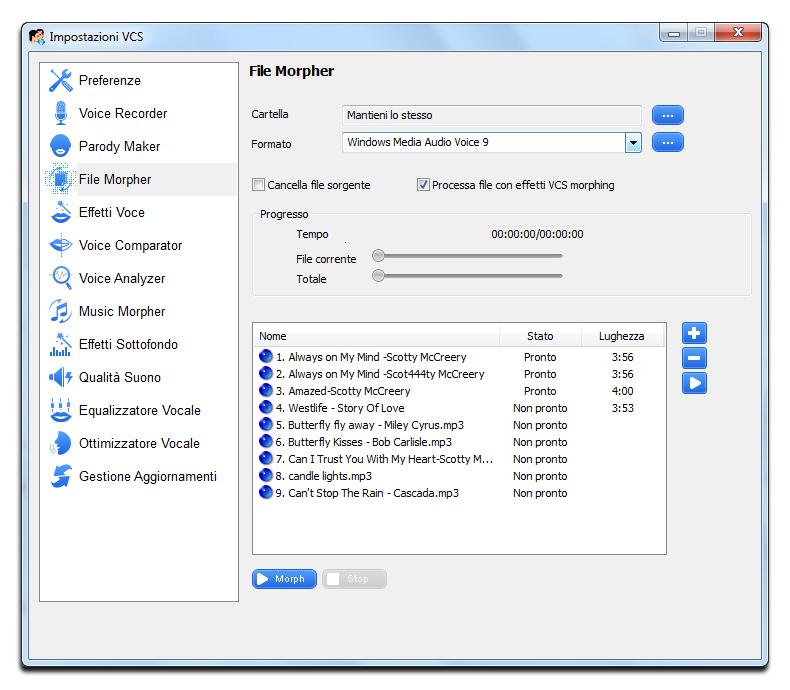 File Morpher